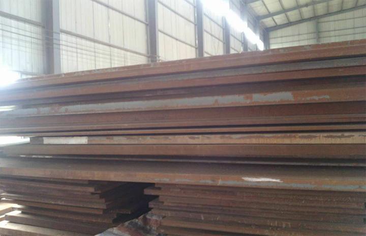 舞钢高强度耐磨钢板