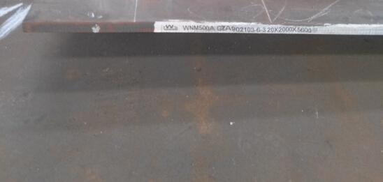 WNM500 NM500 舞阳舞钢高强度耐磨钢板 耐磨钢板  帝成钢铁