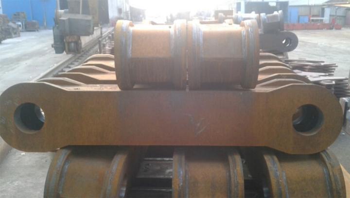 舞钢美标低合金高强板 A709Gr50钢板应用实物产品