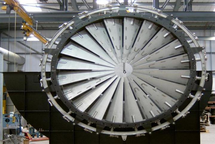 舞钢合金结构钢板 40Cr钢板应用实物产品
