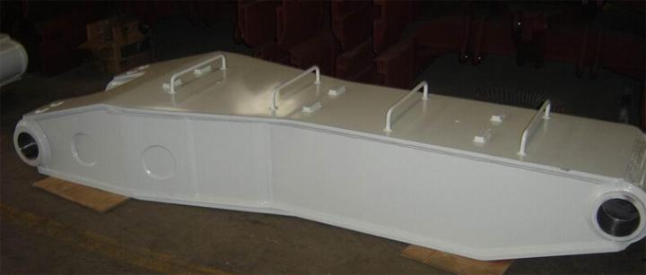 舞钢高强板WH70Q钢板应用实物产品