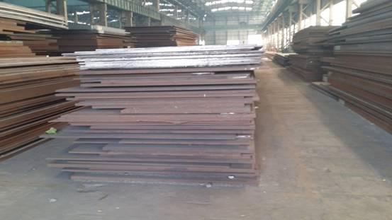 WQ590 Q690 S590舞阳舞钢调制型高强钢板 调质型高强板 高强板