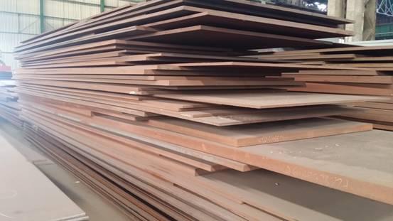 WQ890 Q890舞阳舞钢调制型高强钢板 调质型高强板 高强板帝成钢铁